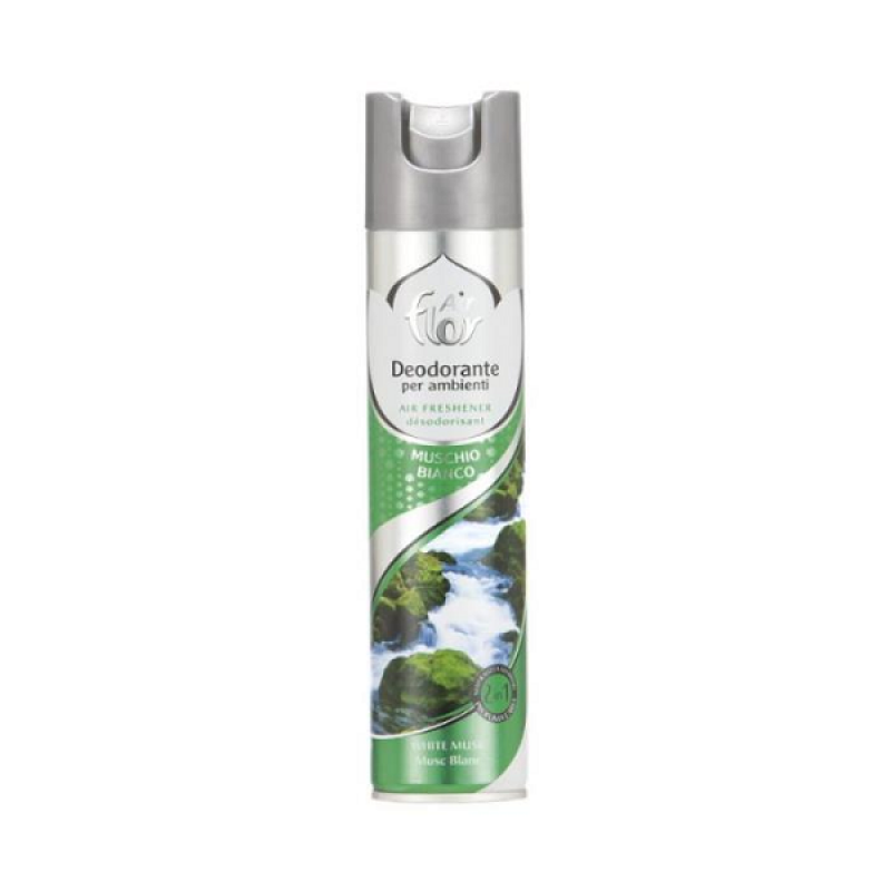 Air Flor Muschio Bianco spray deodorant pentru camera