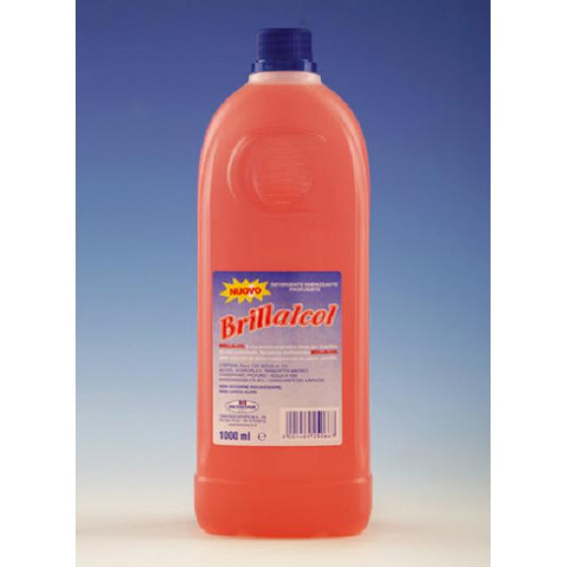 Brillalcol detergent igienizant parfumat pentru suprafete 1000ml