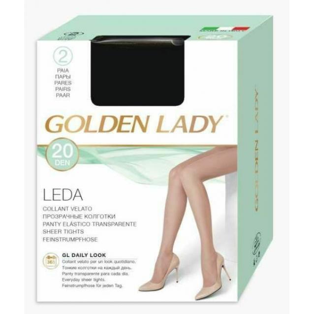 Golden Lady dres 20 den natural talia 4