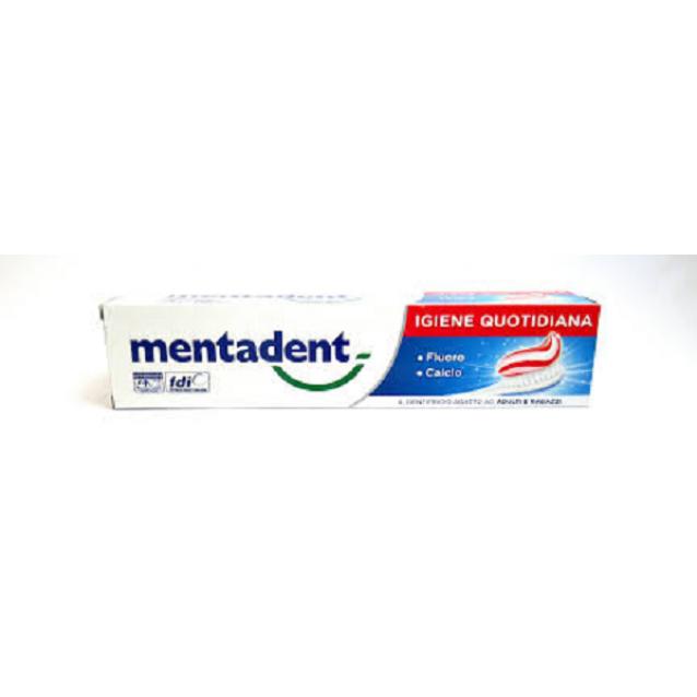 Mentadent white 100 ml