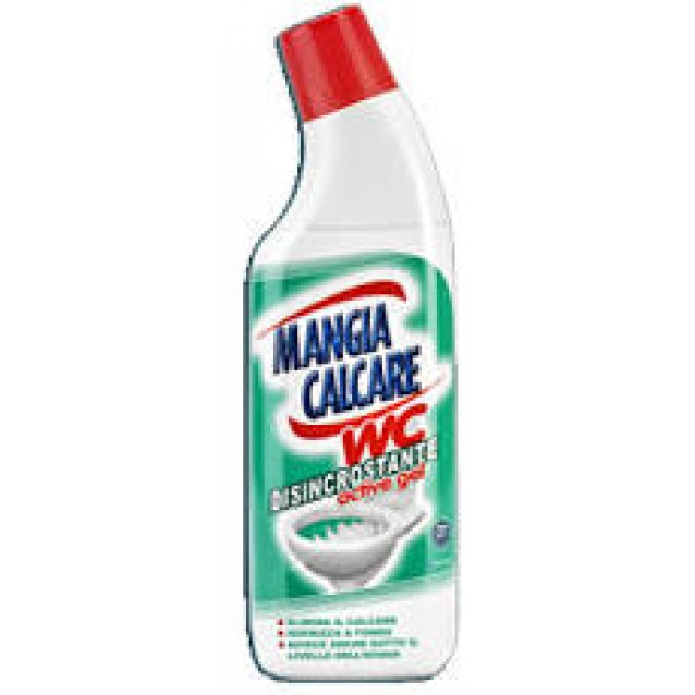 Gel WC dezincrustant MANGIA CALCARE 750 ml