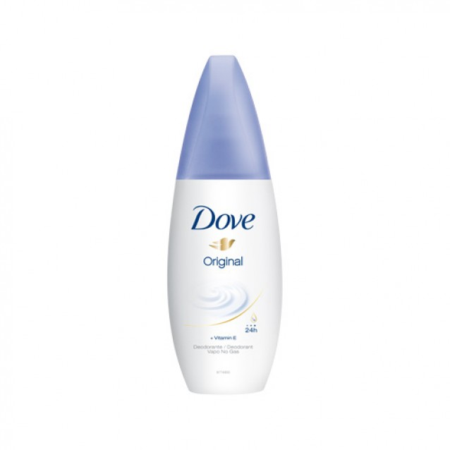 Dove antiperspirant deo vapo original 75 ml