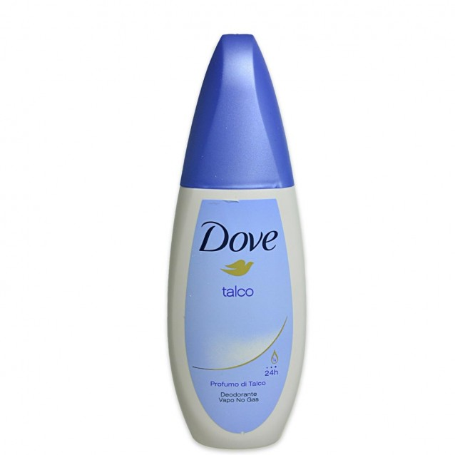 Dove antiperspirant deo vapo talc 75 ML