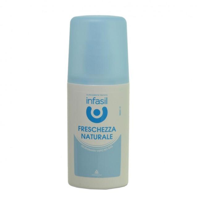 Infasil deo vapo antiperspirant Freschezza naturale 70 ML
