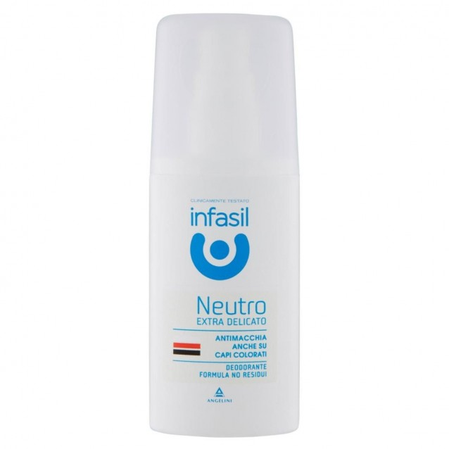 Deo vapo antiperspirant delicat INFASIL70 ml