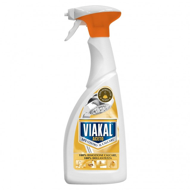 Anticalcar cu otet Viakal 515 ml