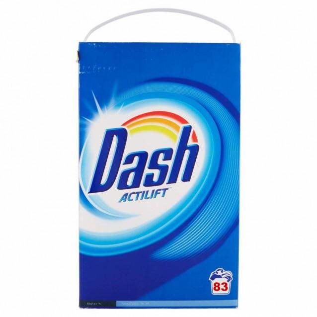 Detergent pulbere Dash Actilift 83 spalari