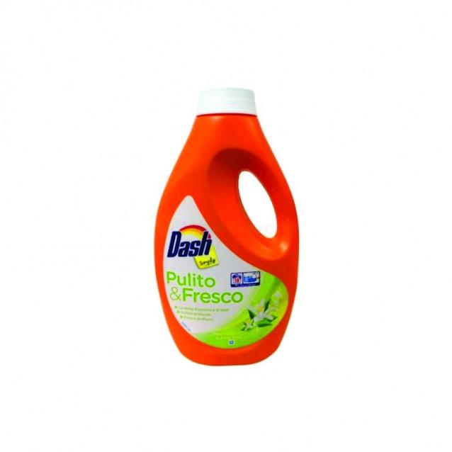 Detergent lichid Magnolie & Aloe Dash simply 18 spalari
