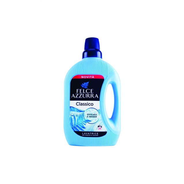 Detergent lichid clasic Felce Azzura 29 spalari
