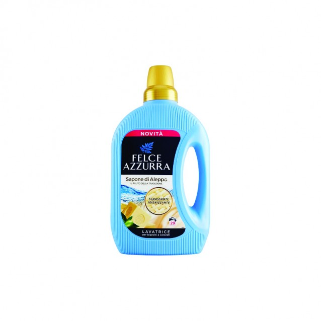 Felce Azzurra detergent lichid sapun de Alepp 29 sp