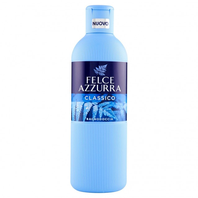 Felce Azzurra gel dus clasic 650 ml