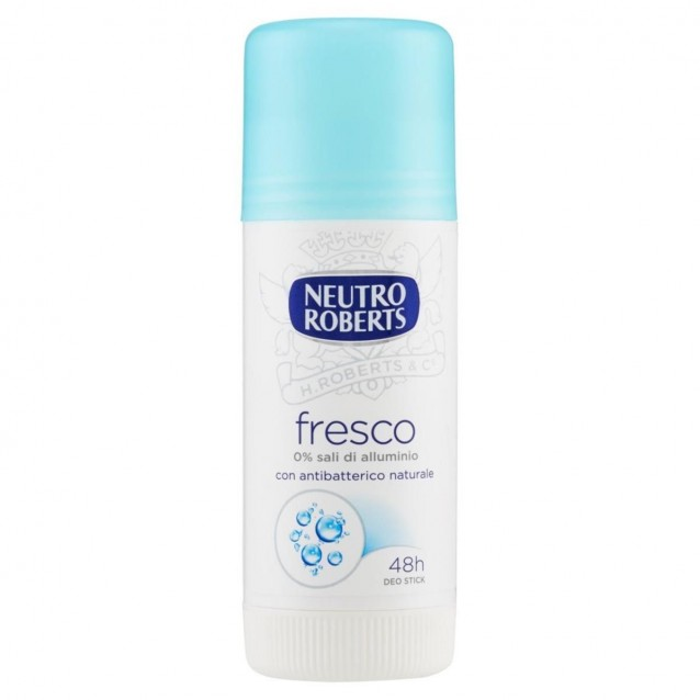 Neutro Roberts stick antiperspirant Fresco 40 ml