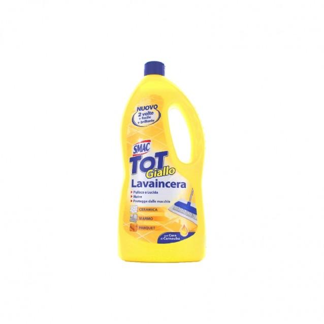 Smac detergent pardoseala cu ceara tot giallo 1L