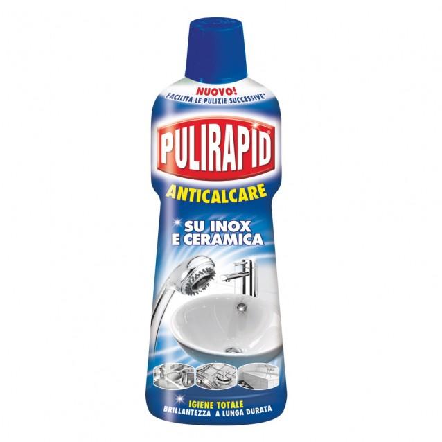 Pulirapid solutie anticalcar clasic 500 ml