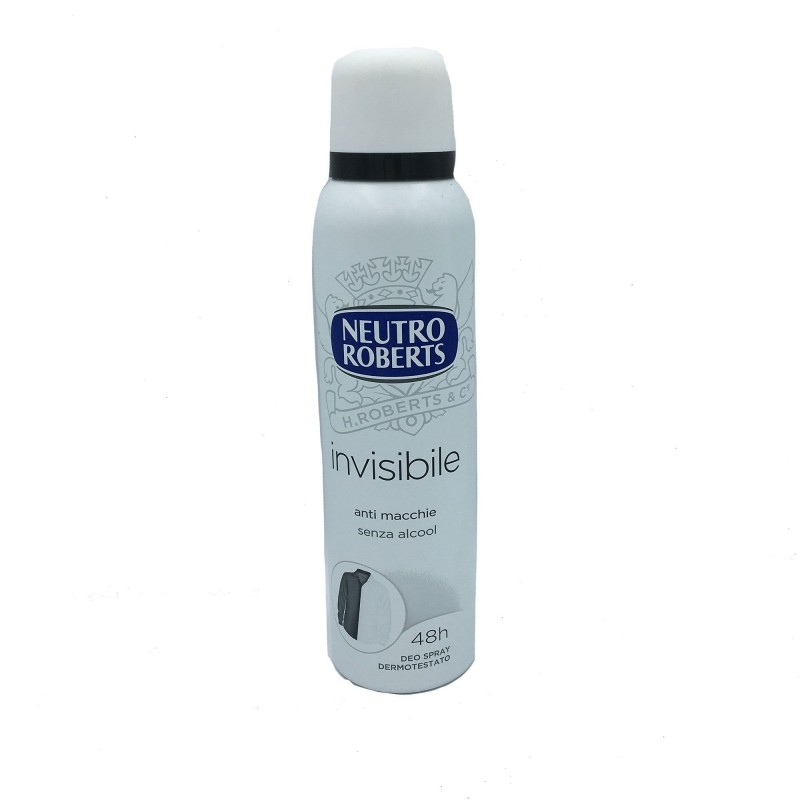 Neutro Roberts antiperspirant spray invizibil 125 ml