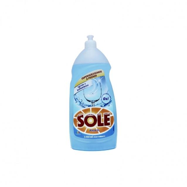Sole detergent vase cu oxigen activ 1.1L