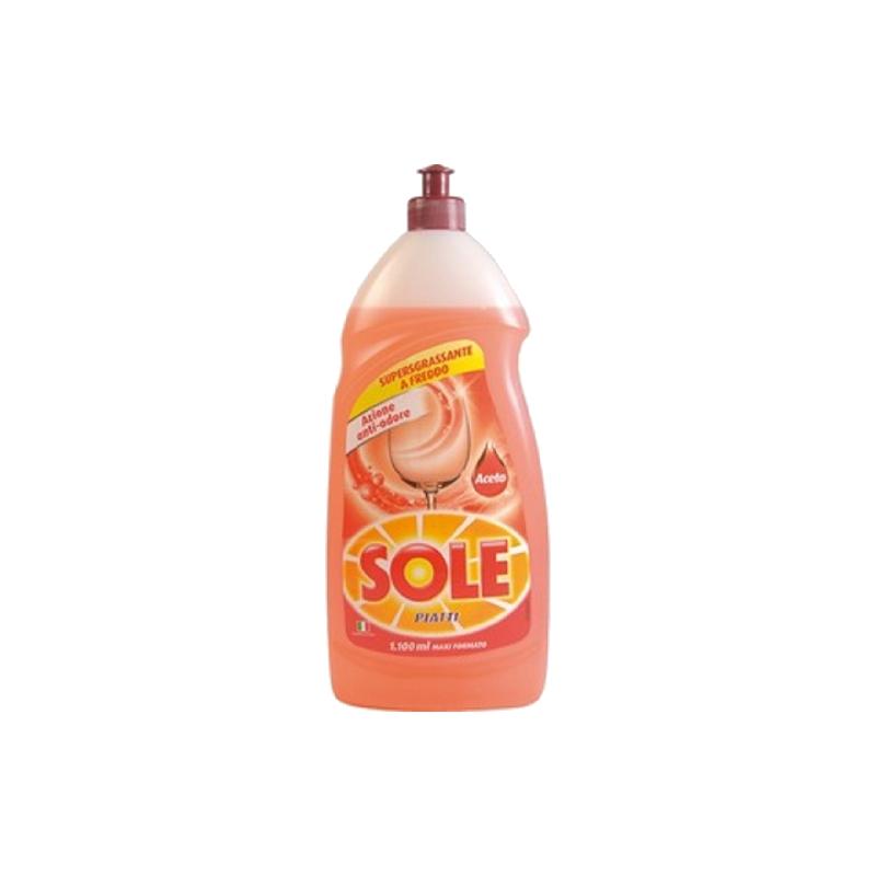 Sole detergent vase cu otet 1,1 L L