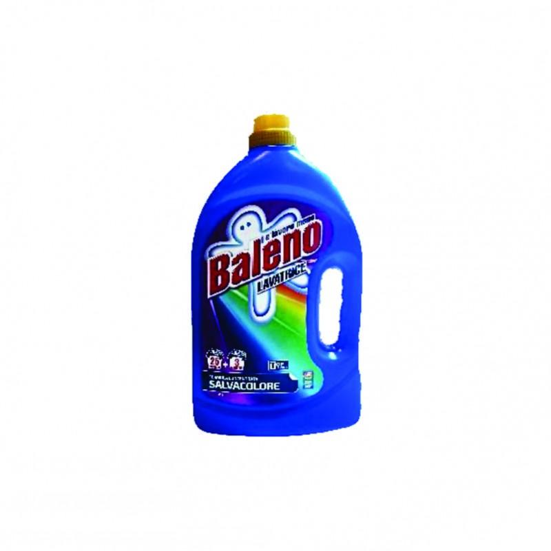 Baleno detergent lichid rufe colorate 28 spalari