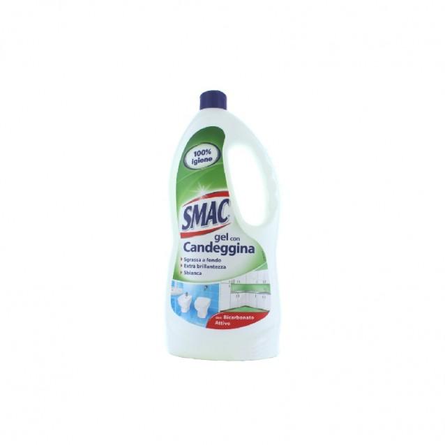 Smac gel de  curatat cu clor si bicarbonat 850 ml