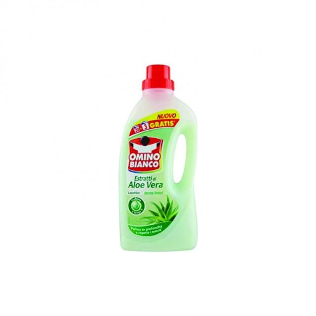 Detergent lichid  aloe OMINO BIANCO 23 SP