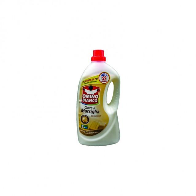 Omino Bianco detergent lichid marsilia 52 sp