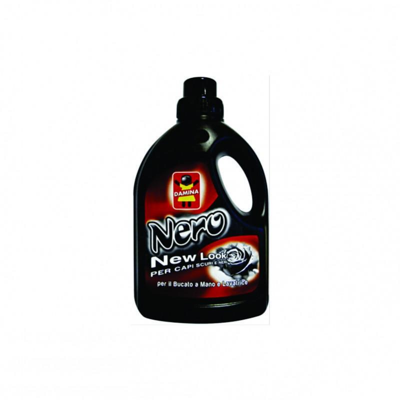 Detergent lichid rufe negre Damina  1 L