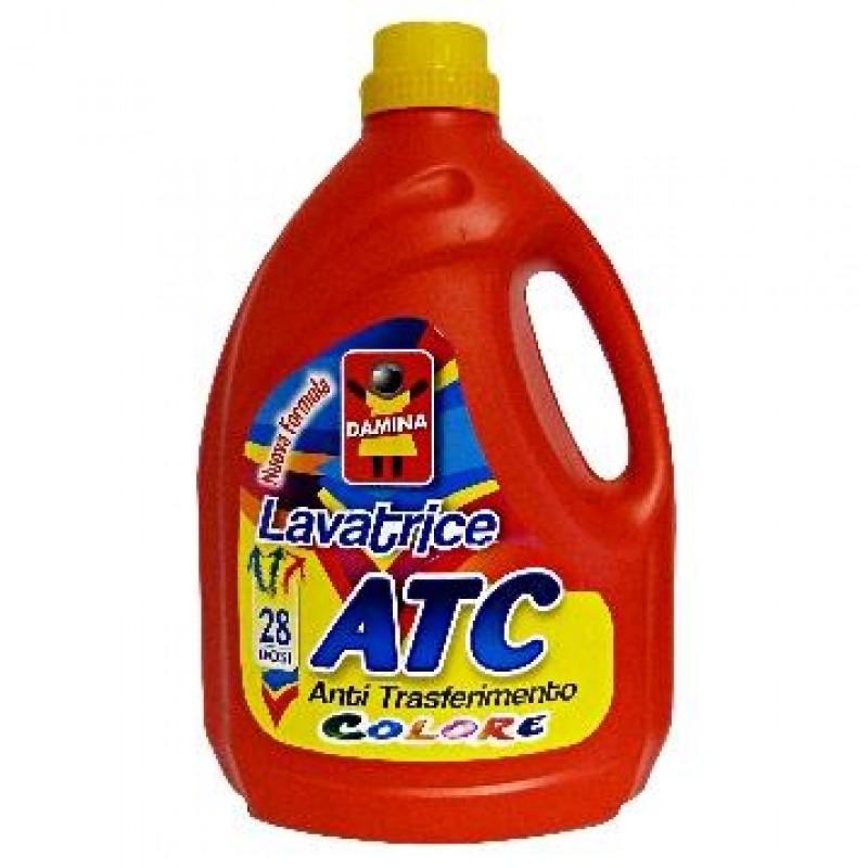 Detergent rufe colorate antitransfer Damina 2.5 L
