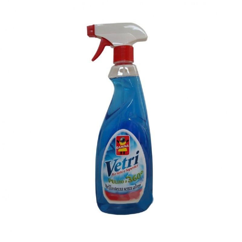 Detergent pentru curatat geamuri Damina 750 ml