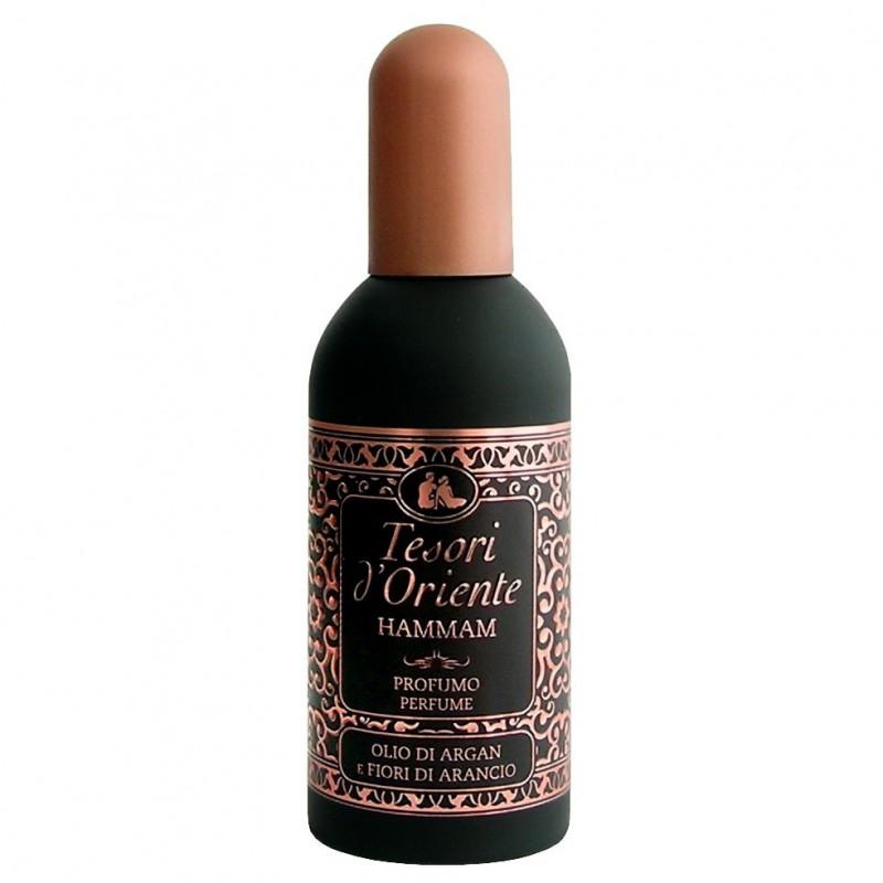 Parfum cu ulei de argan si flori de portocal Tesori 100 ml