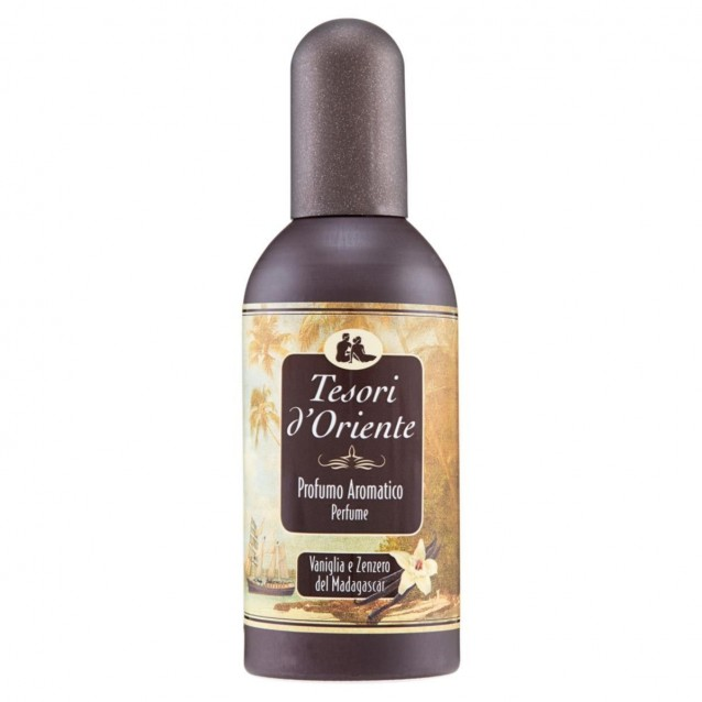 Tesori parfum cu vanilie si ghimbir 100 ml