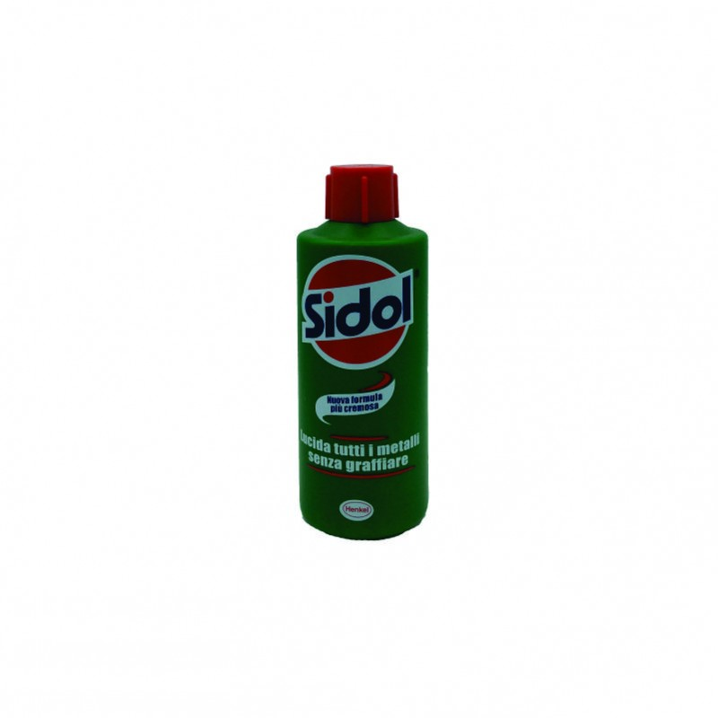Solutie de curatat metale SIDOL 150 ML