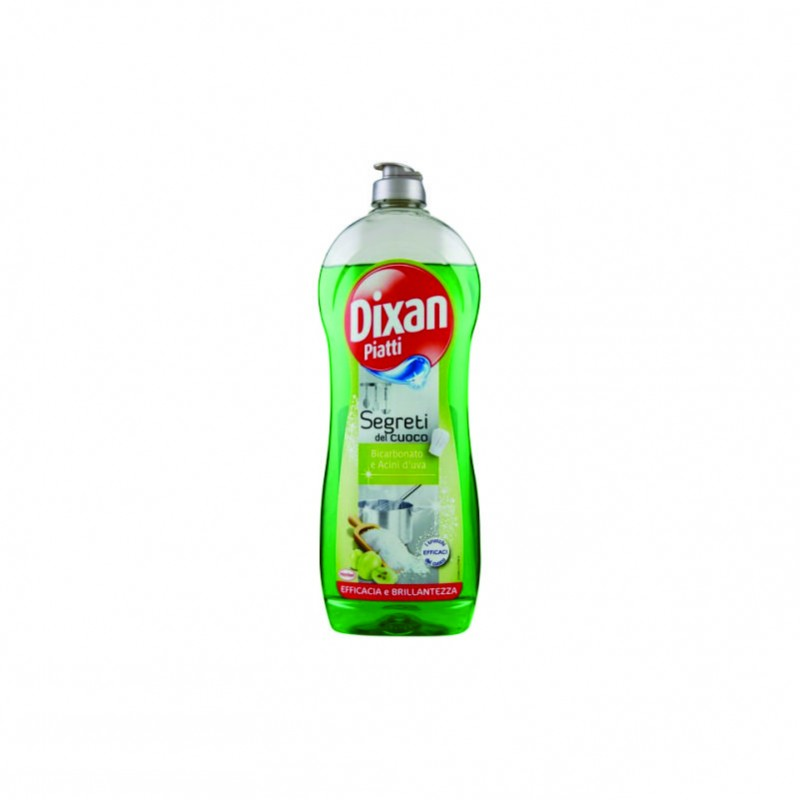 Detergent vase bicarbonat si seminte struguri  Dixan  650 ml