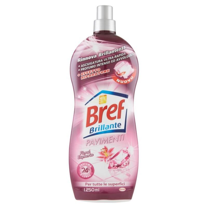 Bref detergent pardoseala 1250 ml floral