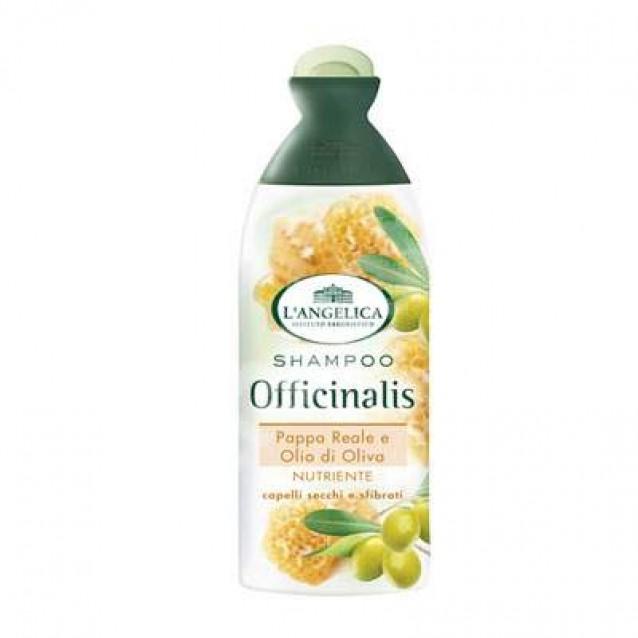 L'Angelica sampon nutrient pentru par uscat degradat 250 ml