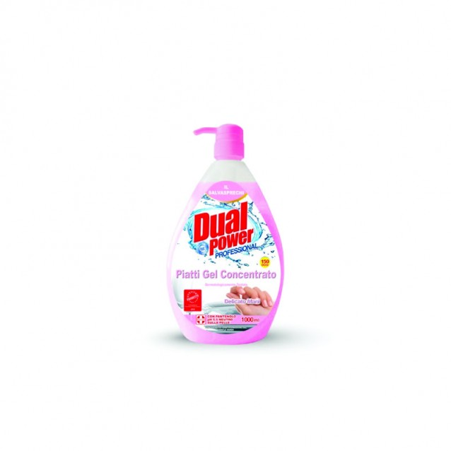 Dual power detergent vase delicat 1000 ml