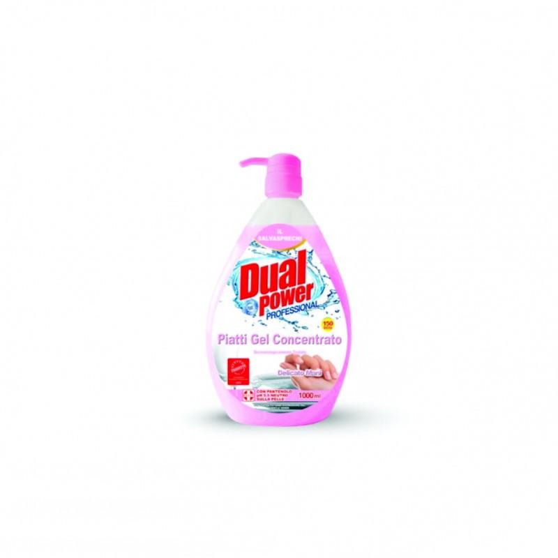 Detergent vase maini delicate pantenol Dual Power1000 ml