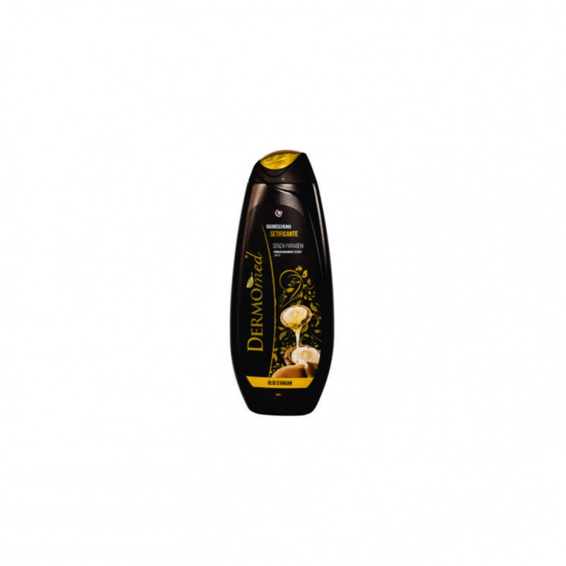 Spuma baie argan Dermomed 500 ml