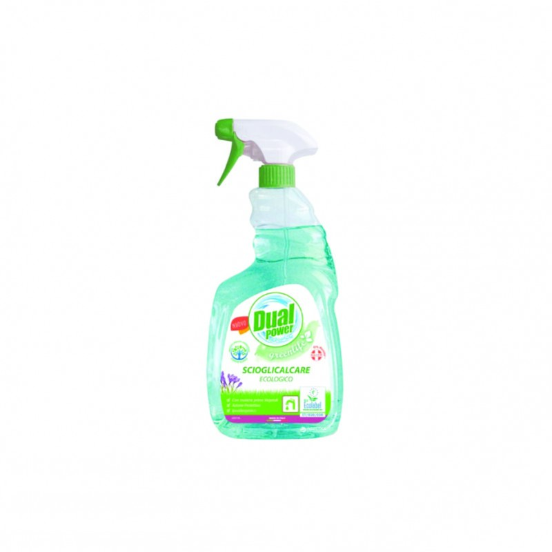 Solutie anticalcar Ecologica spray Dual Power - 750 ml