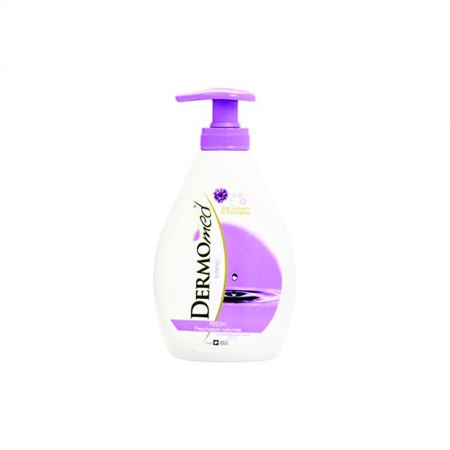 Detergent intim albastrele antimiros Dermomed - 300 ml