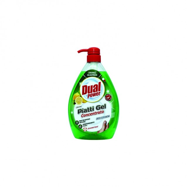 Detergent vase lamaie Dual Power 1000 ml