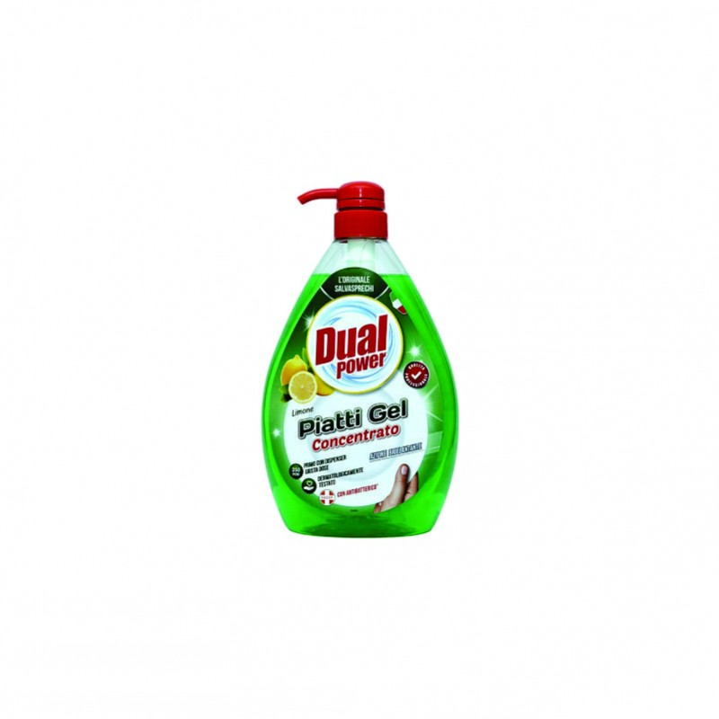 Detergent vase lamaie Dual Power 1000 ml