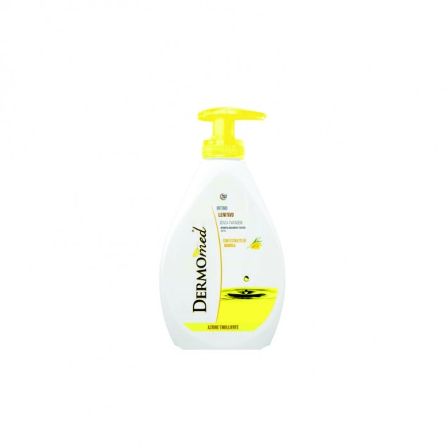 Detergent intim cu extract de mimoza Dermomed - 300 ml