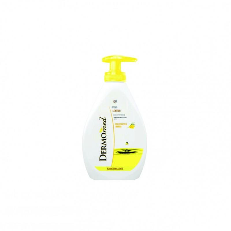 Detergent intim cu extract de mimoza Dermomed - 300 ml