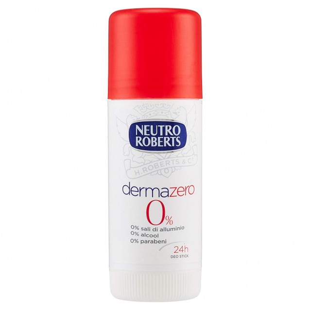 Neutro Roberts stick antiperspirant dermazero 40 ml