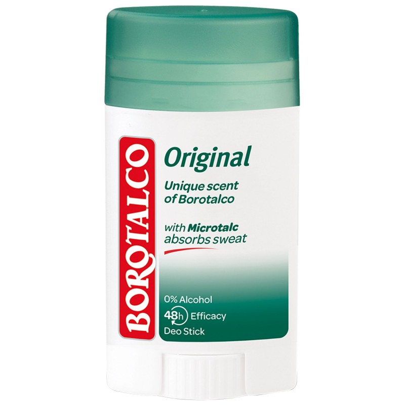 Borotalco antiperspirant stick original 40 ml