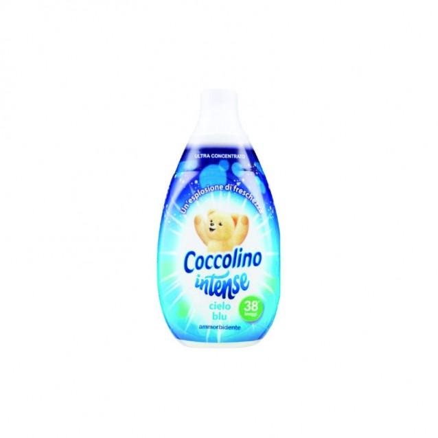 Coccolino intense balsam de rufe Cielo Blu 570 ml