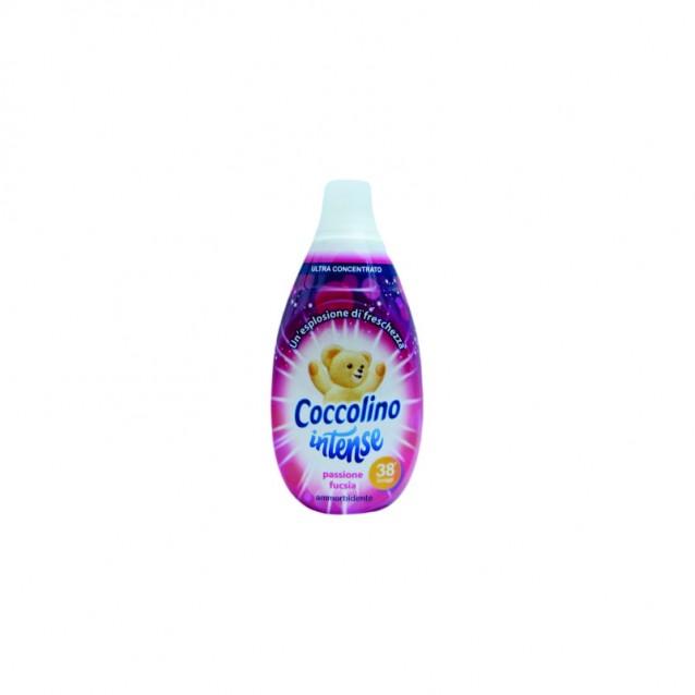 Balsam de rufe intens Coccolino Fucsia-570 ml