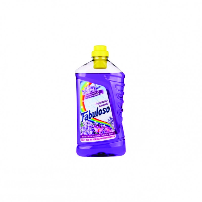 Detergent pardoseala lavanda Fabuloso 1000 ml