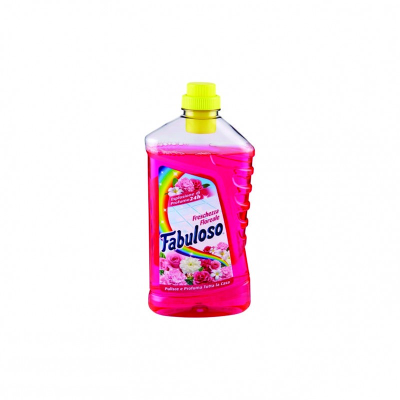 Detergent pardoseala floral Fabuloso 1000 ml