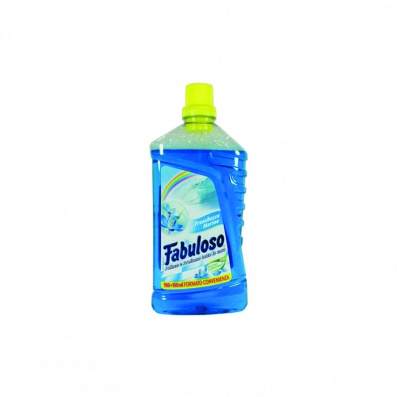 Detergent pardoseala marin Fabuloso 1000 ml